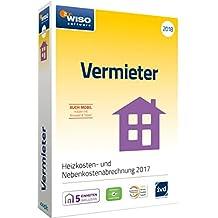 WISO Vermieter 2018 - Mietneben- und Heizkosten korrekt abrechnen (frustfreie Verpackung)