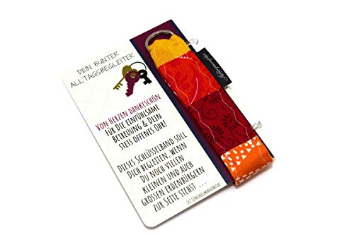 Lieblingsmanufaktur einzigartiges Geschenk Hebamme | von Herzen Dankeschön | Schlüsselanhänger Hebamme Geschenk mit Karte & Botschaft einfach Danke sagen | leuchtendes Dankeschön Hebamme