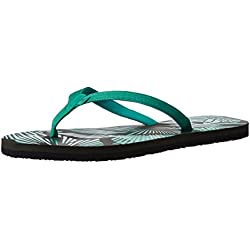 adidas Women's Aril Attack Fango and Grnbea Flip-Flops and House Slippers - 6 UK/India (39.33 EU)