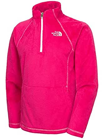 Ski Underwear Kids THE NORTH FACE Mossbud 1/4 Zip Tech Tee LS