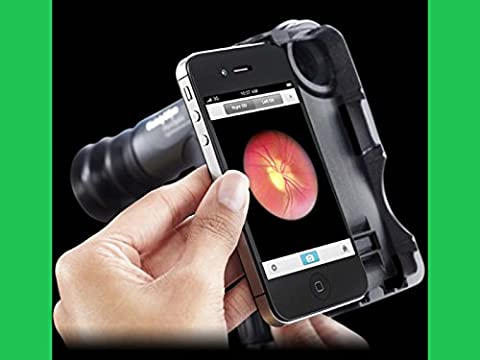 Welch Allyn IExaminer pour iPhone 4 / 4S 11840 sans PanOptic ophtalmoscope. Seulement IExaminer.