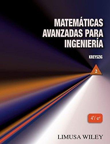 (II) matematicas avanzadas para ingenieria, vol.II (4ª ed.)