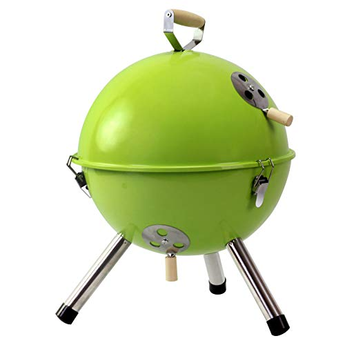 GL-outdoor Picnic Charcoal Grill - Verde