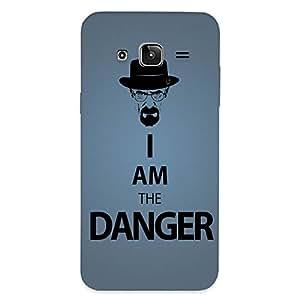 GripIt Breaking Bad Danger Back Cover for Samsung Galaxy J3