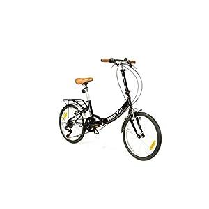 """418nd%2Bu8WmL. SS300 Moma Bikes, Bicicletta Pieghevole Ruota 20"""" Shimano. Alluminio"""