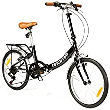 Bici plegable boomerang urban life ps 20