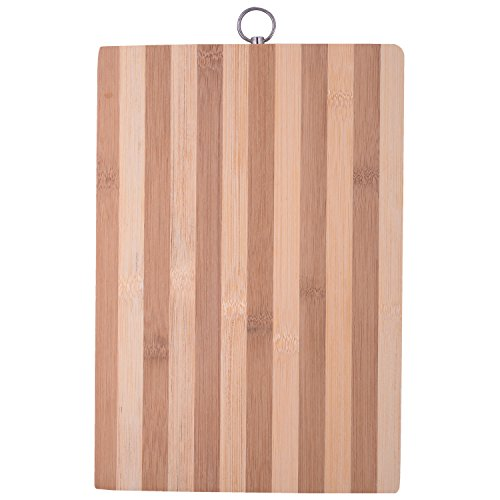 Combi Delight Wooden Chopping Board, 32.5 Cm X 22 Cm X 1.7 Cm