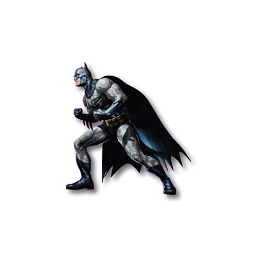 decorsfuk.co Batman Aufkleber-Decals für MacBook-Marvel Aufkleber-Ironman, Batman, Superman, Batman 11x 15cm