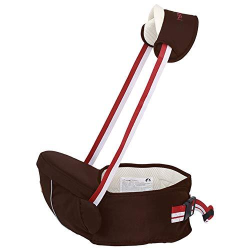 Unbekannt Ergonomische Babytrage, Hüfthocker zum Tragen von Kleinkindern, geringes Gewicht und Arbeitsersparnis,D
