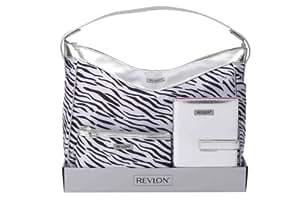 Revlon - Zebra - 3 Pieces Tote Bag Set