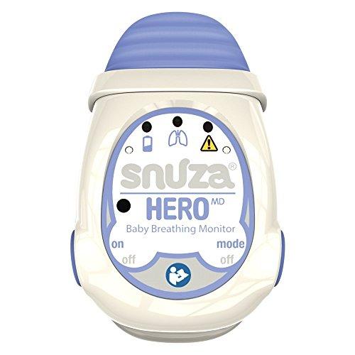 Snuza Pico tragbarer Bewegungsmelder für Smartphone Überwachungsgerät