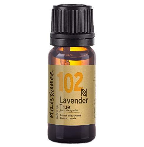 Naissance Aceite Esencial de Lavanda n. º 102 - 10ml - Vegano y no OGM GMO