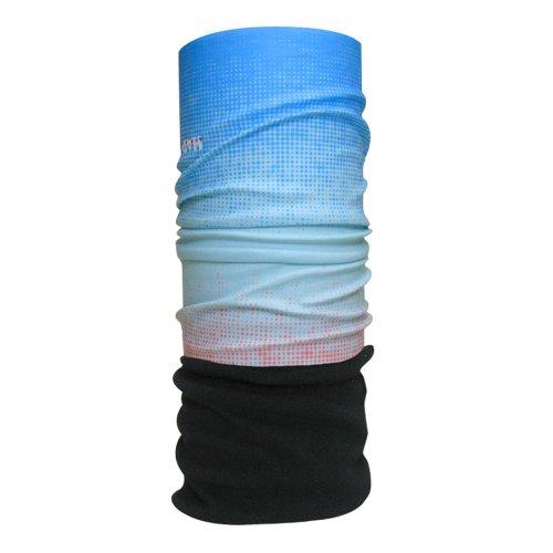 HAD Head Accessoires Original, Rb Confetti Mint Fleece/Black Wf, One size, HA210-0147 -