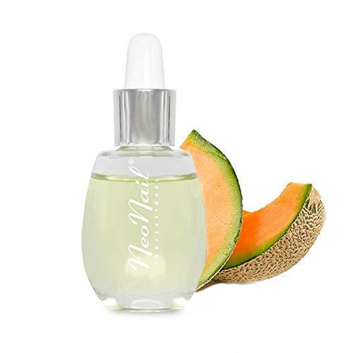 NeoNail Nagelhautöl 15 ml mit Pipette Nail Premium Hautöl verschiedene Dufte Nagelöl Pflege Nagelhautpflege (Nagelöl mit Pipette 15ml - Melone)