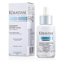 Specifique Sensidote Dermo-Calm Intense Scalp Soothing Serum by Kerastase for Unisex - 1.7 oz Serum
