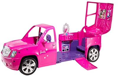 Barbie - Superdescapotable Fashionistas (Mattel) por Mattel