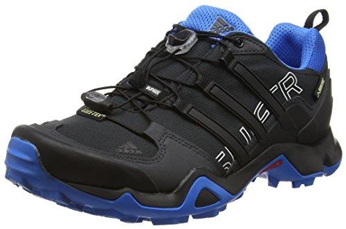 adidas Terrex Swift R Gtx, Scarpe da Escursionismo Uomo Nero (Black (Core Black/Dark Grey/Chalk White)Core Black/Dark Grey/Chalk White)