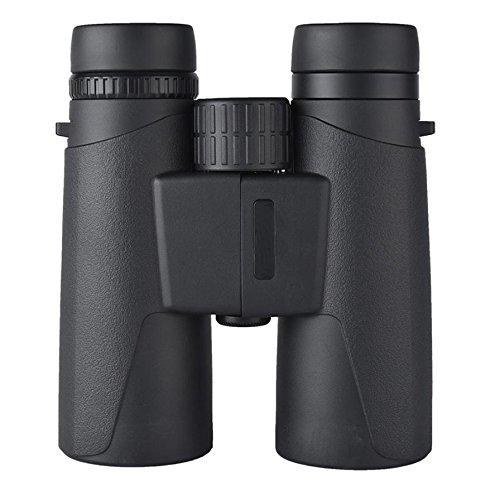 WJ 10 × 42 Hochleistungs-fernglas D?mmerlicht Nachtsicht im Freien Gro?e Okularbrille,Schwarz