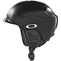 Oakley MOD5 Snowboard, Esquiar Negro - Cascos de protección para Deportes (Mate)