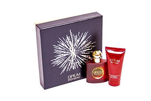 Yves saint laurent opium confezione regalo 30ml edt + 50ml lozione idratante