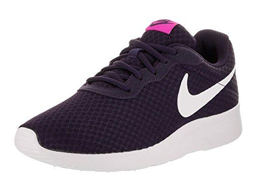 Lila Nike (Nike 812655 501 Tanjun Sneaker Lila|42.5)