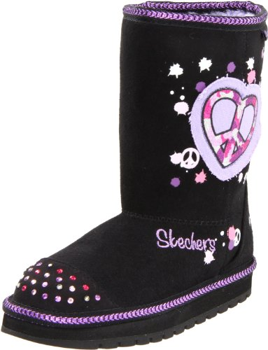 03e8fe942 Skechers Keepsakes Flashin  Fashion Twinkle Toes - S Lights - Keepsakes - K  - Botas para niña
