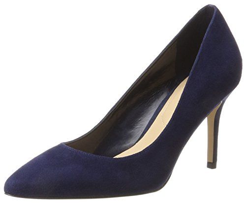 ALDO Damen KEDIREDDA Pumps, Blau (Navy Suede), 40 EU