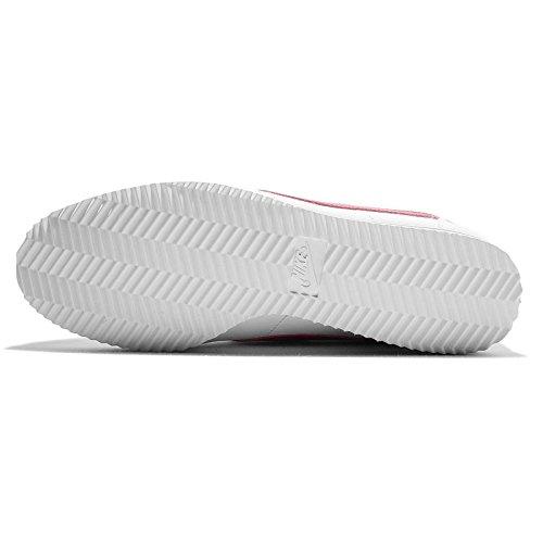 Scarpe whitevarsity Ginnastica Redvarsity Cortez Bianca Reale Donna Nike 103 Classic PqUwna