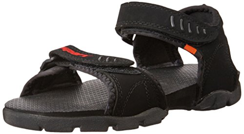 Sparx Women's Black Fashion Sandals - 5 UK/India (38 EU)(SS-0101)  available at amazon for Rs.699