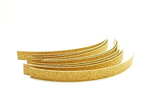 selbstklebende Korkstreifen zur Passoptimierung 4 Stück Hut Hutband Korkeinlage Western Hut