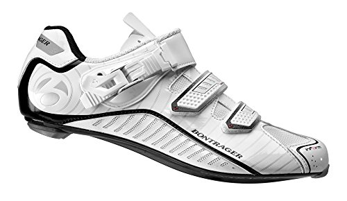 Bontrager 11652, Scarpe da ciclismo uomo Bianco bianco 45