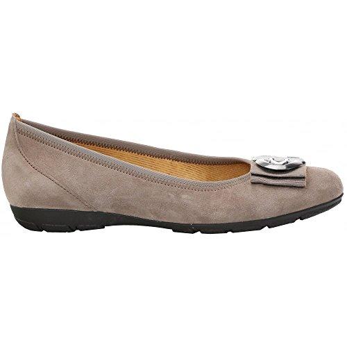 Gabor Shoes Sport, Ballerine Donna Beige