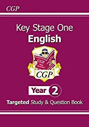 New KS1 English Targeted Study & Question Book - Ye