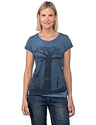 Chillaz Femme Fancy Madagascar T-shirt