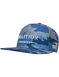 be04e7b7afe PUMA Golf Men s Volition Camo Snapback Cap Dark Blue One Size