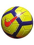 Nike Fußball Strike Ball, gelb/Purple/Crimson, One Size