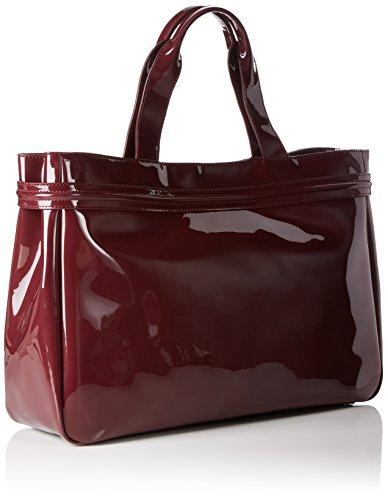Armani Jeans922591cc855 - Borsa Shopper Donna Rosso burgundy