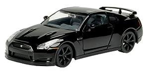 Schuco 403331022 Nissan GT-R R35 - Coche a Escala 1:24 en Color Negro