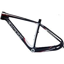 """Flyxii carbono brillante 29er MTB Bicicleta de montaña Marco (para BSA) 17,5"""""""