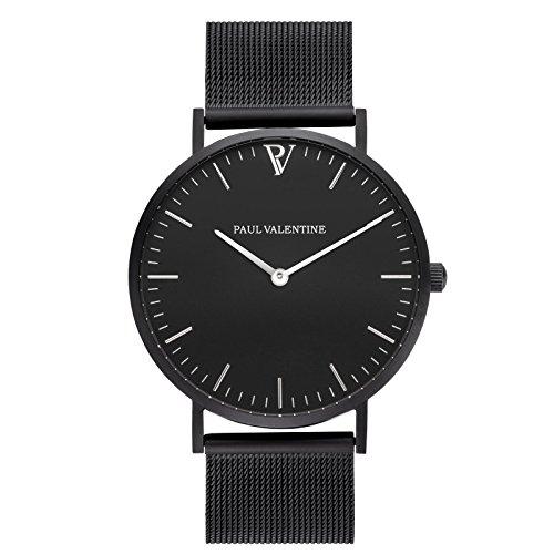 paul-valentine-montre-bracelet-feliz-black-mesh-montre-pour-femme-avec-elegant-design-intemporel-et-