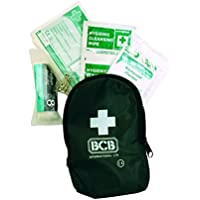 Bushcraft BCB Personal First Aid Kit - Green