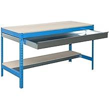Simonrack bt-0 - Kit box-900 azul madera