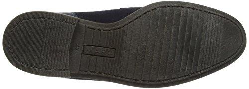 Marc Shoes Frisco Herren Slipper Blau (navy 795)