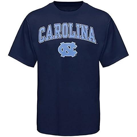 North Carolina Tarheels-Shirt Hoodie Hat Sweatshirt Universität Apparel Medium Blau