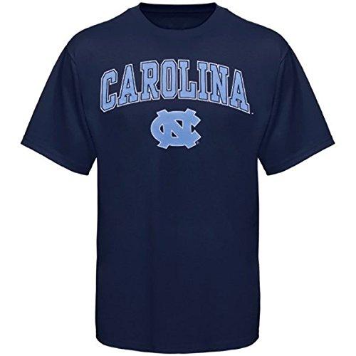 North Carolina Tarheels-Shirt Hoodie Hat Sweatshirt Universität Apparel xl blau