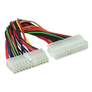 Alcasa 5021–24Vl2Innenraum 0.3m ATX (24-Pin) ATX (24-Pin) Mehrfarbig Stromkabel