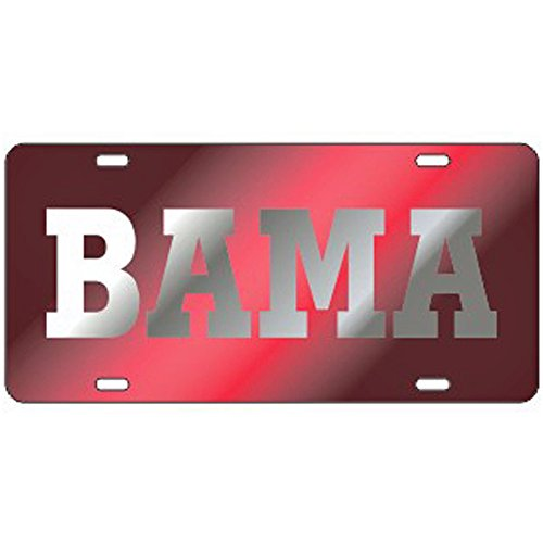 Alabama Crimson Tide Bama Nässestop S18 Laser Geschnitten License Plate Alabama Laser