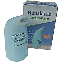 Amazing Health Original Himalayan Salt Pipe Ceramic 100% Pure Himalayan salt