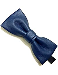 Classique Men's Fashion Double Decksolid Color Hand Made Wedding & Party Tuxedo Bow Tie