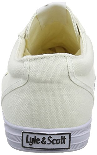 Lnss Halket Leather, Sneakers Basses Homme Blanc (110 White)